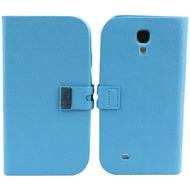 Twins BookFlip für Samsung Galaxy S4, blau