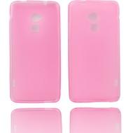 Twins Bright für HTC One max, pink