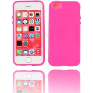 Twins Bright für iPhone 5/ 5S/ SE, pink