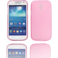 Twins Bright für Samsung Galaxy S4 mini, pink