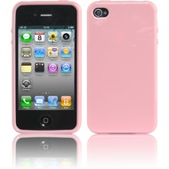 Twins Bright f�r iPhone 4, rosa