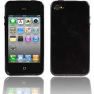 Twins Bright f�r iPhone 4, schwarz