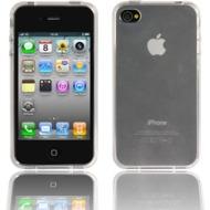 Twins Bright für iPhone 4, transparent