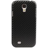 Twins Carbon für Samsung Galaxy S4, schwarz