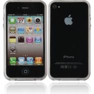 Twins Clear Bumper für iPhone 4/ 4S, transparent