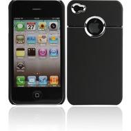 Twins Discreet für iPhone 4/ 4S, schwarz