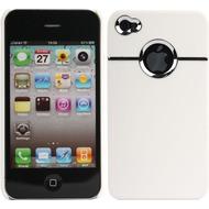 Twins Discreet für iPhone 4/ 4S, weiß
