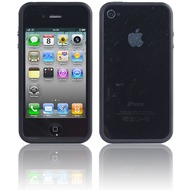 Twins Edge f�r iPhone 4, schwarz