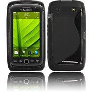 Twins Fancy Bright f�r BlackBerry Torch 9860, schwarz