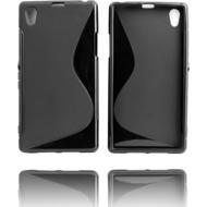 Twins Fancy Bright für Sony Xperia Z1, schwarz