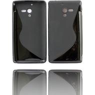Twins Fancy Bright für Sony Xperia ZL, schwarz