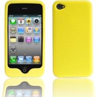 Twins Grip für iPhone 4, limonengrün