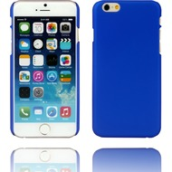Twins Hard Case für iPhone 6, matt,blau