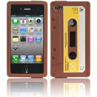 Twins MC Brown für iPhone 4
