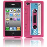 Twins MC Soft Pink für iPhone 4