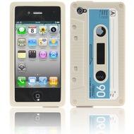 Twins MC White für iPhone 4