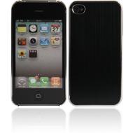 Twins Metal Cascade für iPhone 4/ 4S, schwarz
