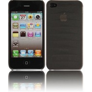 Twins Micro Gills f�r iPhone 4, schwarz-transparent