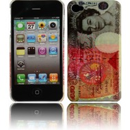 Twins Money für iPhone 4/ 4S, Britisches Pfund