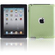 Twins Perforated Big für iPad 2, grün