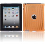 Twins Perforated Big für iPad 2, orange