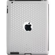 Twins Perforated Big für iPad 2, weiß