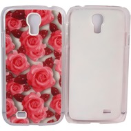 Twins RoseClip für Samsung Galaxy S4
