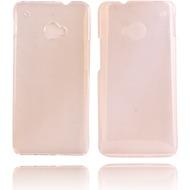 Twins Shield Matte für HTC One (M7), transparent