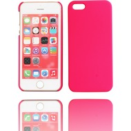 Twins Shield Matte für iPhone 5/ 5S/ SE, pink
