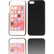 Twins Shield Matte für iPhone 5/ 5S/ SE, schwarz