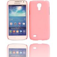 Twins Shield Matte für Samsung Galaxy S4 mini, pink