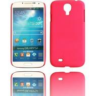 Twins Shield Matte für Samsung Galaxy S4, pink