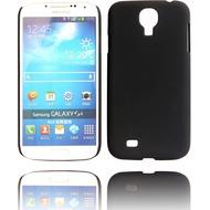 Twins Shield Matte für Samsung Galaxy S4, schwarz
