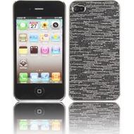 Twins Silver Black für iPhone 4