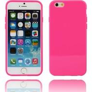 Twins Soft Case glossy für iPhone 6 rose