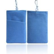 Twins Universaltasche Soft Pearl Extra, blau