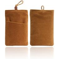 Twins Universaltasche Soft Pearl Extra, braun