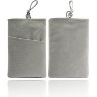 Twins Universaltasche Soft Pearl Extra, hellgrau