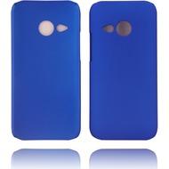 Twins Hardcase Softtouch für HTC mini2,blau