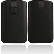 Twins Strap Pouch für Samsung Galaxy Note/ Galaxy Note 2, schwarz
