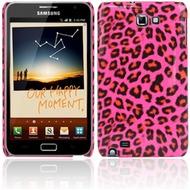Twins Wild für Samsung Galaxy Note, pink