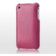ultra-case Reptile für iPhone 3G, Pink