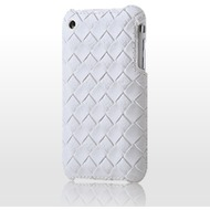 ultra-case Woven für iPhone 3G, White