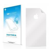 upscreen Bacteria Shield Clear Premium Displayschutzfolie für Apple iPhone 6S Rückseite (Mittelfläche + LogoCut)