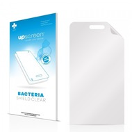 upscreen Bacteria Shield Clear Premium Displayschutzfolie für Samsung Wave 723 S7230