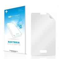 upscreen Bacteria Shield Matte Premium Displayschutzfolie für LG Electronics E400 L3