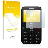 upscreen Reflection Shield Matte Premium Displayschutzfolie für Alcatel One Touch OT-2008G