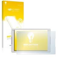 upscreen Reflection Shield Matte Premium Displayschutzfolie für Alcatel Plus 10
