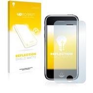 upscreen Reflection Shield Matte Premium Displayschutzfolie für Apple iPhone 3G