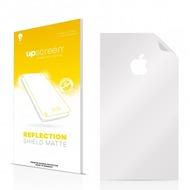upscreen Reflection Shield Matte Premium Displayschutzfolie für Apple iPhone 6S Rückseite (Mittelfläche + LogoCut)